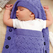 #28 Hooded Sleep Sack pattern