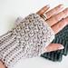 Elizabeth Stitch Fingerless Gloves pattern