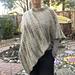 Home & Garden Poncho pattern