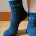 Pretty Little Things ~ Socks pattern