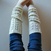 Double Cappuccino Leg Warmers pattern