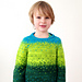 Little Pixels Pullover pattern