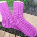 Sweet Socks pattern