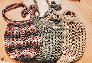 Hazel Market Bag: All three sizes and styles!
