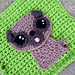 Pug Patch pattern