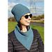 Valda Reversible Hat & Cowl pattern