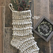 The Amara Christmas Stocking pattern