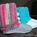 Kid's Slouchy Slipper Boots pattern