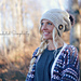 Powderhorn Ski Slouch pattern