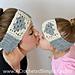Granny Heart Headwarmer pattern