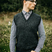 Summit Men's Sweater Vest pattern