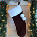 Classic Textures Christmas Stocking pattern