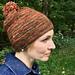 Garter Trim Hat pattern