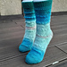 My Jolly Sock Bold pattern