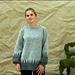 Pinecone sweater pattern