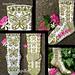 Papilio Socks pattern