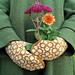 Crazy Daisy pattern