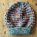 El Machito Hat and Cowl Set pattern