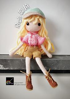 Best Amigurumi Doll Idea | 320x226