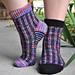 Zipper Socks pattern