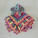 Priya the Elephant Lovey pattern