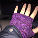 Lexie Fingerless Mitts pattern