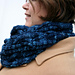 Running Tide Cowl pattern