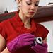 Danie Cabled Glove pattern