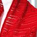 Lozenge Lace Collar pattern