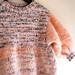 Fuzzy Belly Sweater pattern