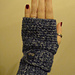 Cuffed Fingerless Mitts pattern