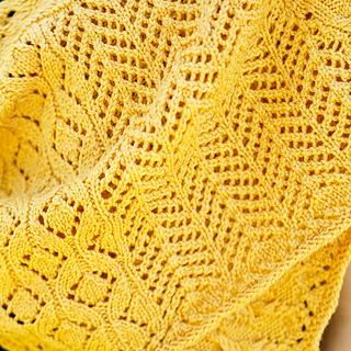 Arrowhead lace and Shield eyelet