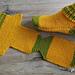 Two Needle Socks pattern