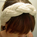Knit Braided Headband pattern