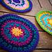 Lorna's Star Mandala pattern