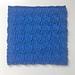 Kitchen Dishcloth ~ Diagonal Check pattern