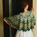 Speckled Band Shawl pattern