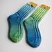 Peter Pan Socks pattern
