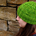 Double Time Cabled Hat pattern