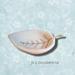 Leaf bowl for your keys pattern