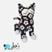 Luna the African Flower Cat pattern