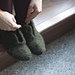 Felted Slipper Boots pattern