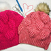 Puffy Heart Slouch Beanie pattern