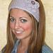 Belle Rose Headband pattern