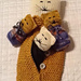 SOHO Momma Cat and Her Baby Kittens pattern