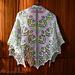 Spring Spirits Shawl pattern