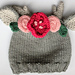 Fawna Boho Deer Hat in Small Sizes pattern