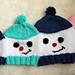 Frosty Children's Hat pattern