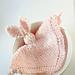 Simple bunnies pattern