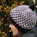 Three Dee beanie and headband pattern